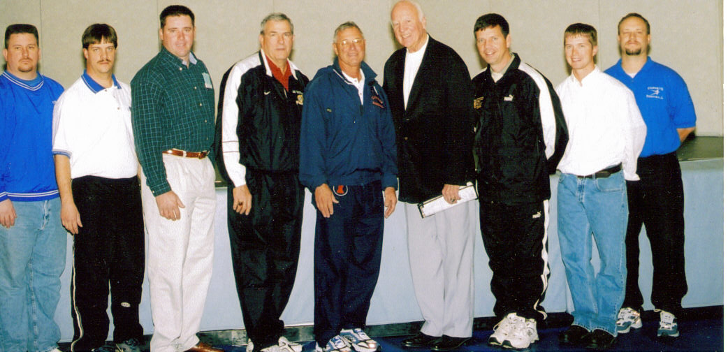 2003 I70 Clinic group photo