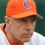 Coach Jack Leggett
