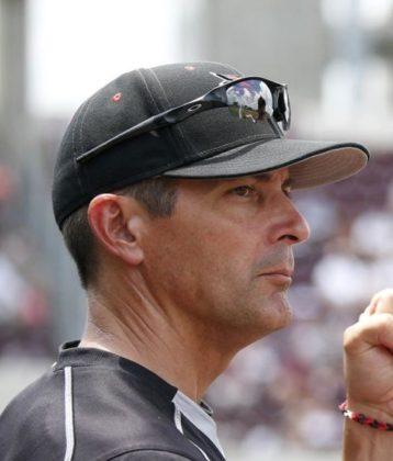 Steve Bieser Southeast Missouri State baseball
