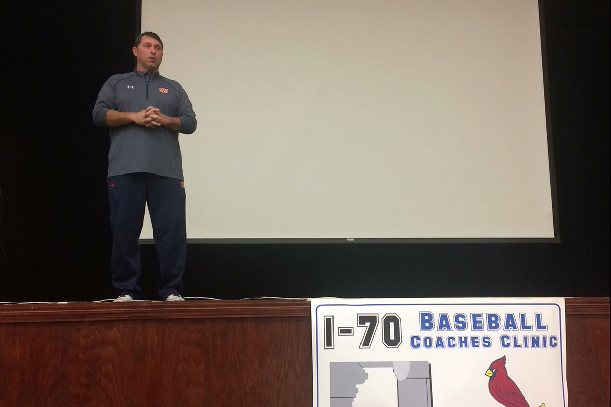 2017 i70 Baseball Clinic Session