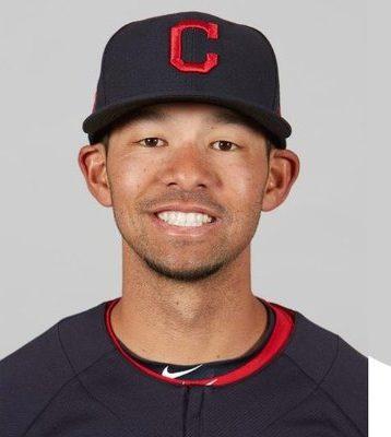 Kai Correa in baseball uniform